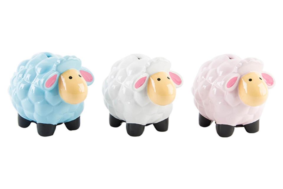 Kasica ovčica 10x7x8,5 3 boje