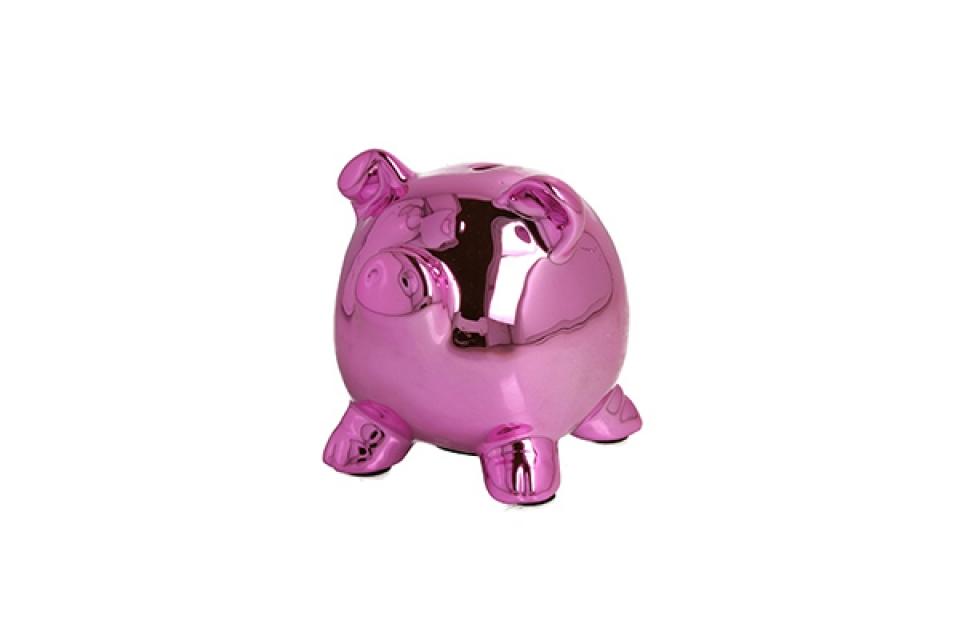 Kasica pink prase 11 cm
