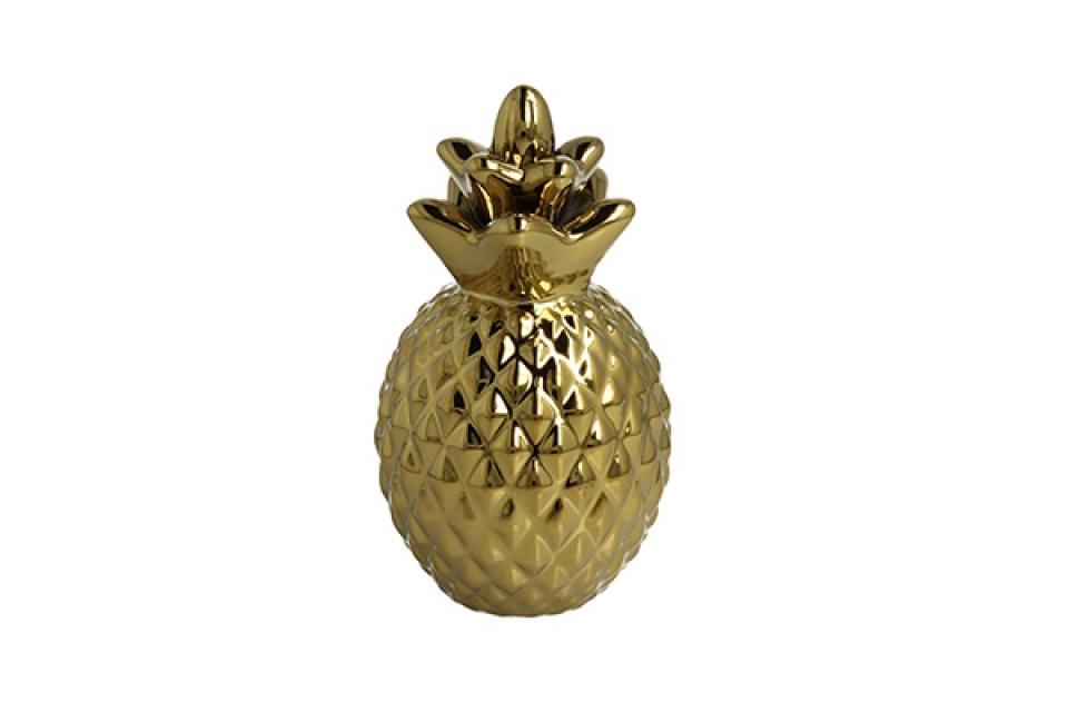 Kasica zlatni ananas 15 cm