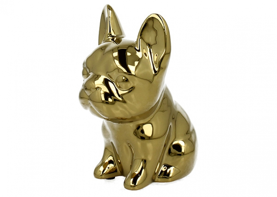 Kasica zlatni buldog 12,5 cm