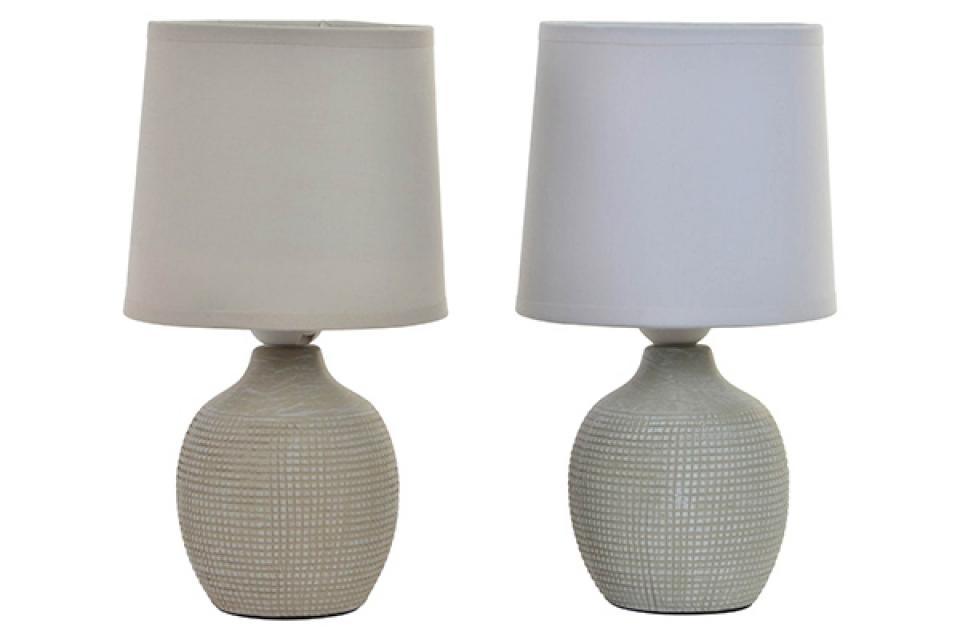 Keramička lampa dona 15x15x26 2 modela