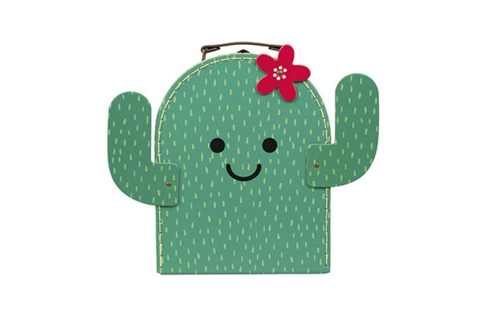 Koferčić happy cactus 29x9,5x20