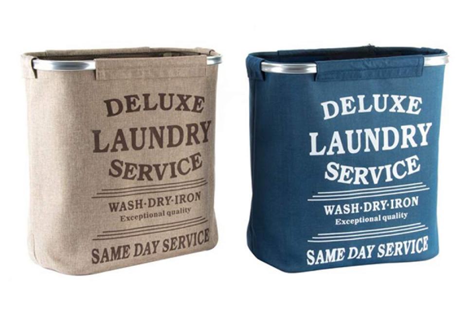 Korpa za veš laundry 52x32x54 2 modela