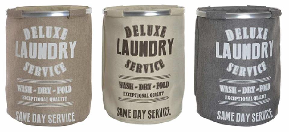 Korpa za veš laundry deluxe 40x40x52 3 modela