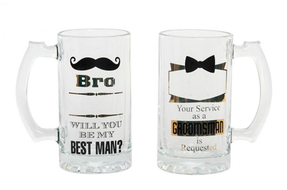 Krigla best man 8x15 500ml 2 modela