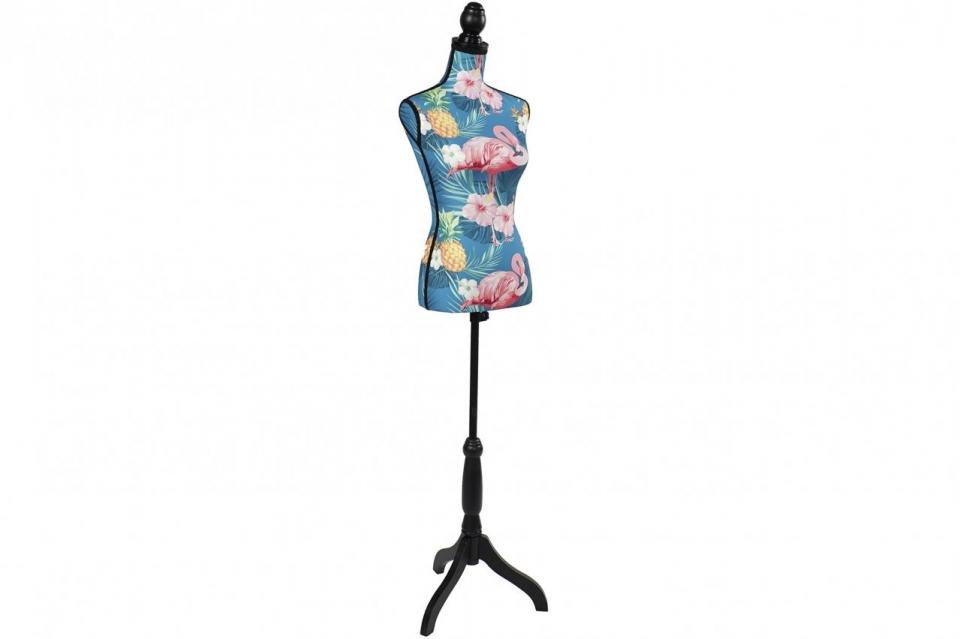 Krojačka lutka blue flemish 37x23x168