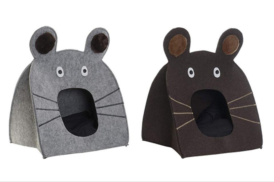 Kućica za ljubimce mouse 40x33x48 2 modela