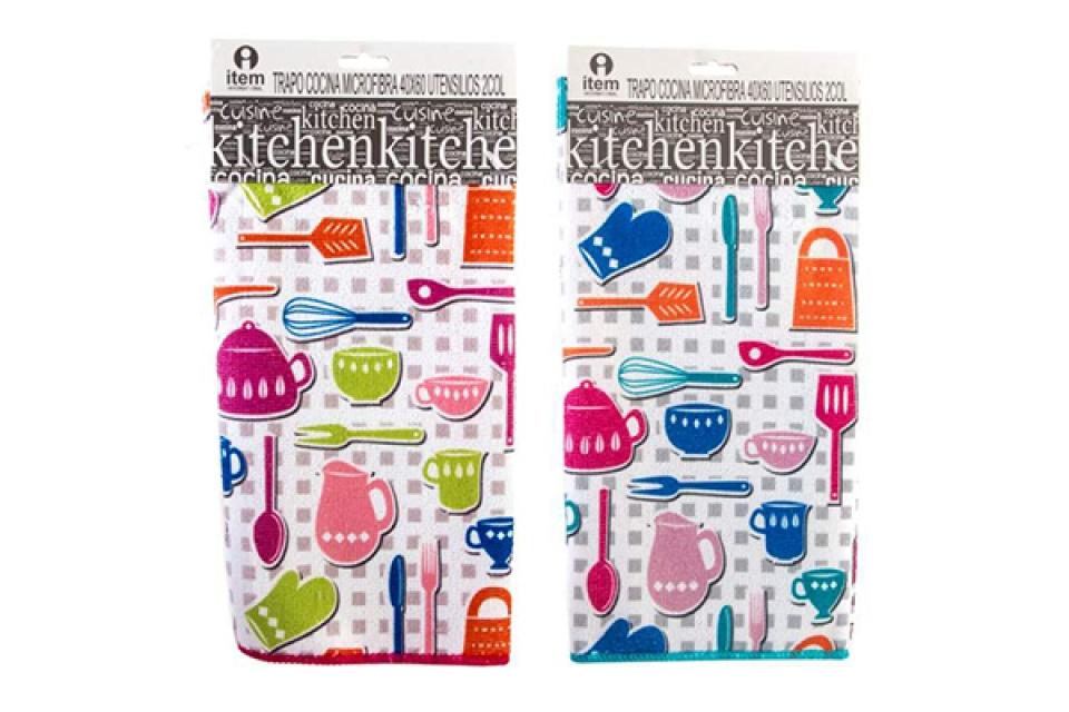 Kuhinjska krpa čajnici  / mikrofiber 2 boje