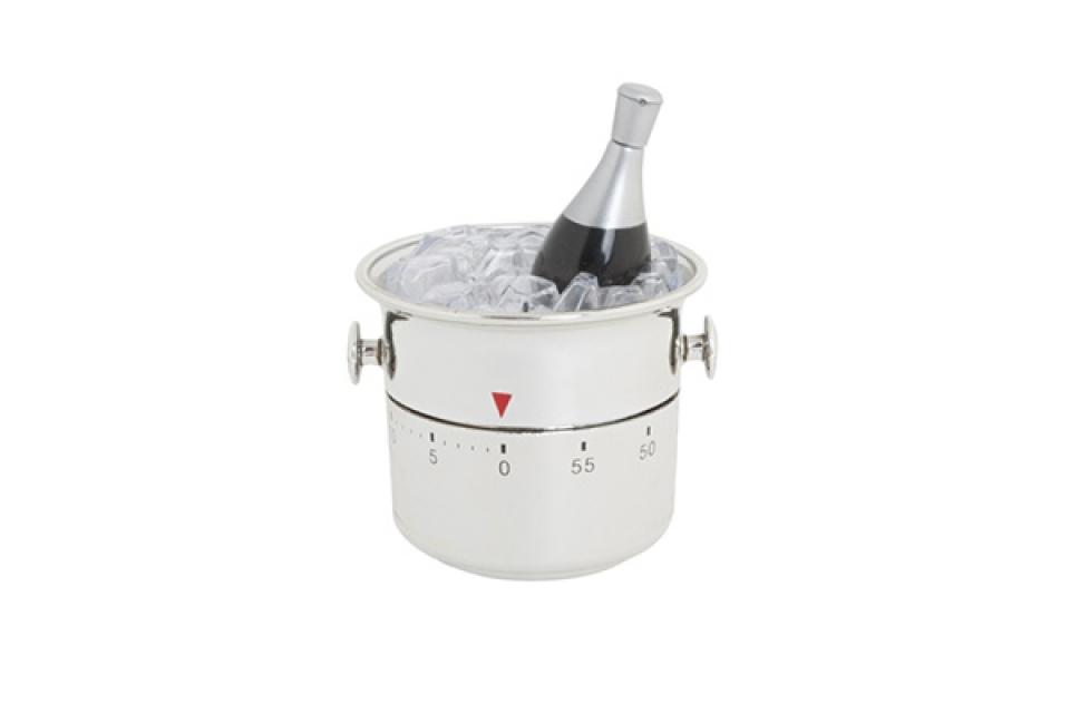 Kuhinjski tajmer šampanjac 13 cm