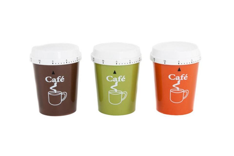 Kuhinjski tajmer šoljica kafe 6x8