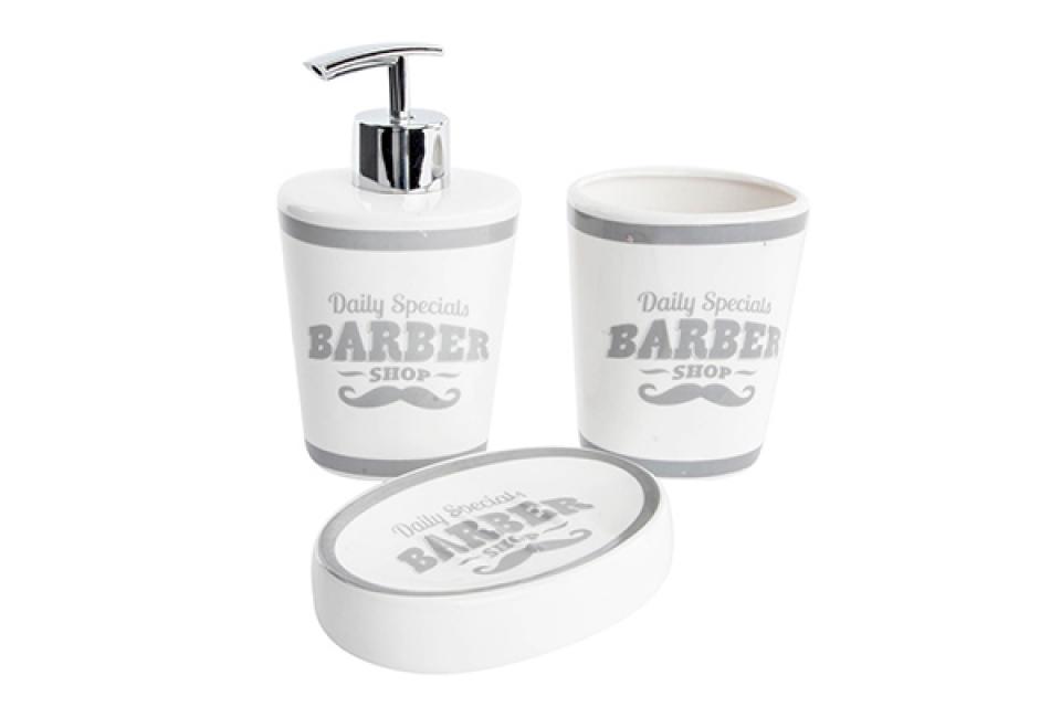 Kupatilski set barber  6,5x16,5