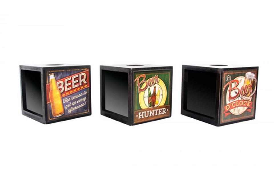 Kutija beer 11x11x11 3 modela