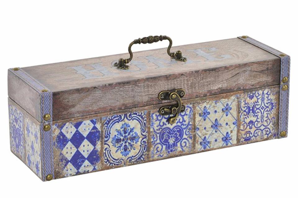 Kutija blue 35x11x11