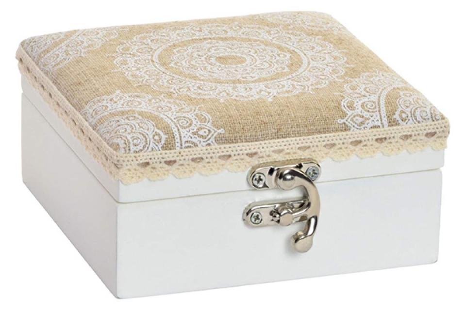 Kutija čipka  12,3x13x6
