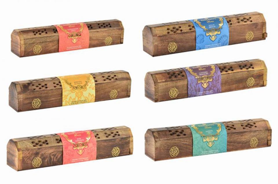 Kutija sa mirisnim štapićima / 10 30x5x6 6 modela