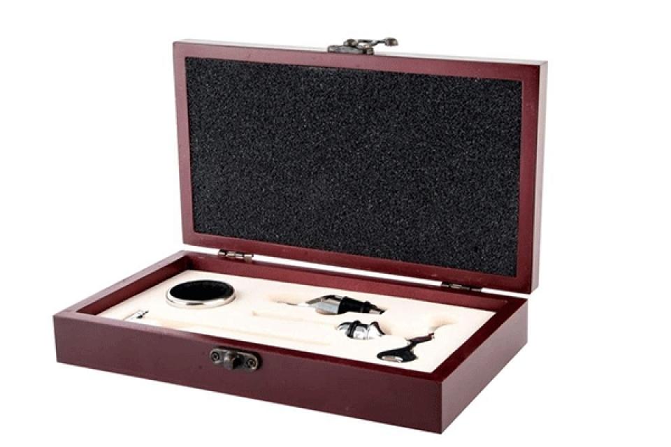 Kutija set 4 za vino