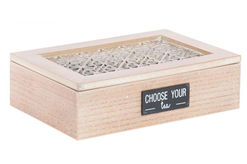 Kutija za čaj infusions 27x17x7