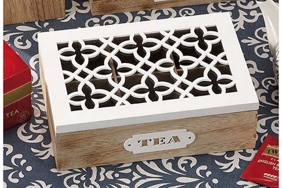 Kutija za čaj nora  23x16x7,5