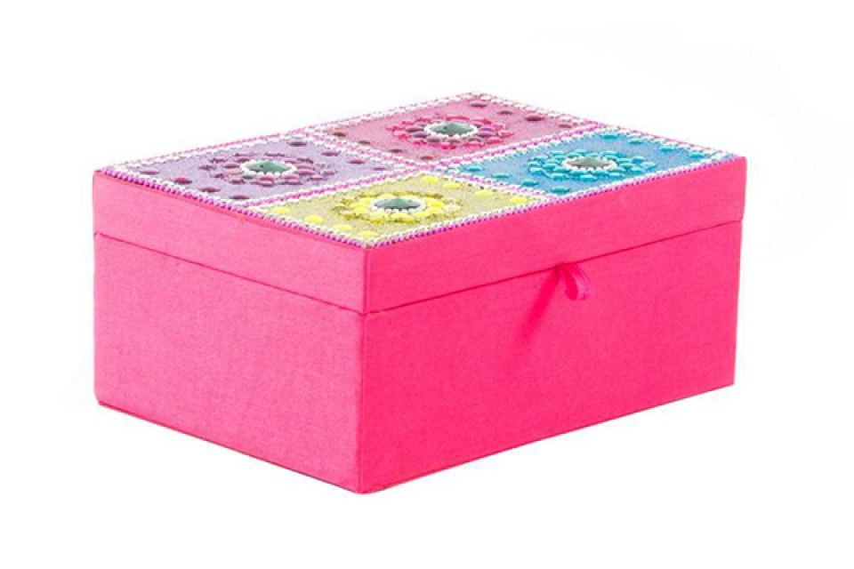 Kutija za nakit 13x18x8 ethnik