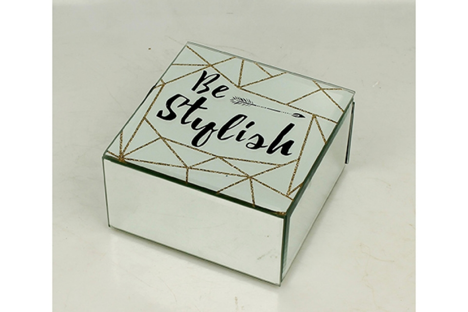 Kutija za nakit be stylish 6,5 x 12 x 13