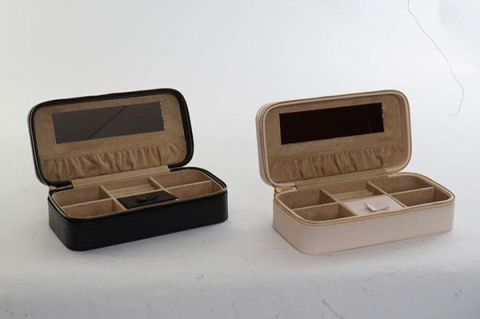 Kutija za nakit black & white 24x12x7 2 modela