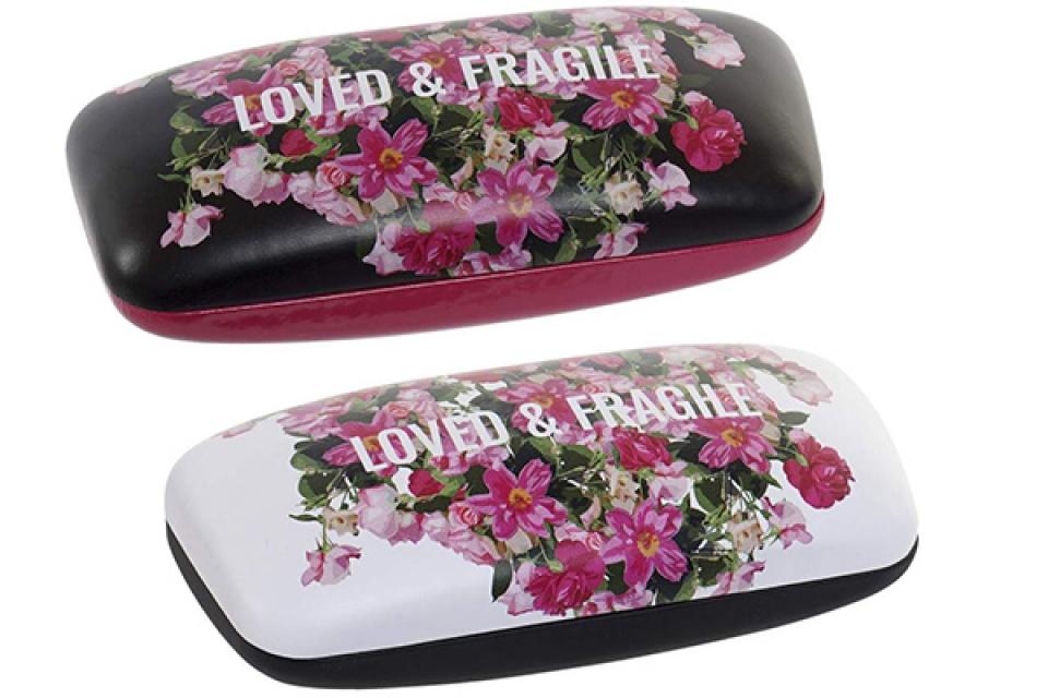 Kutija za naočare rosas 16x7x5,5 2 modela
