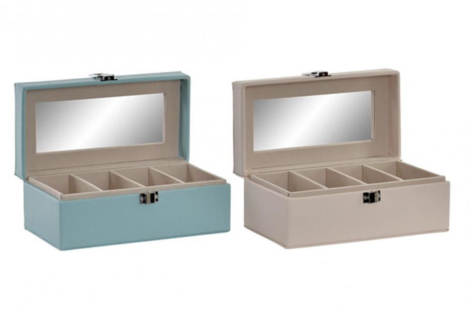Kutija za satove i nakit 22x11,5x9 2 modela