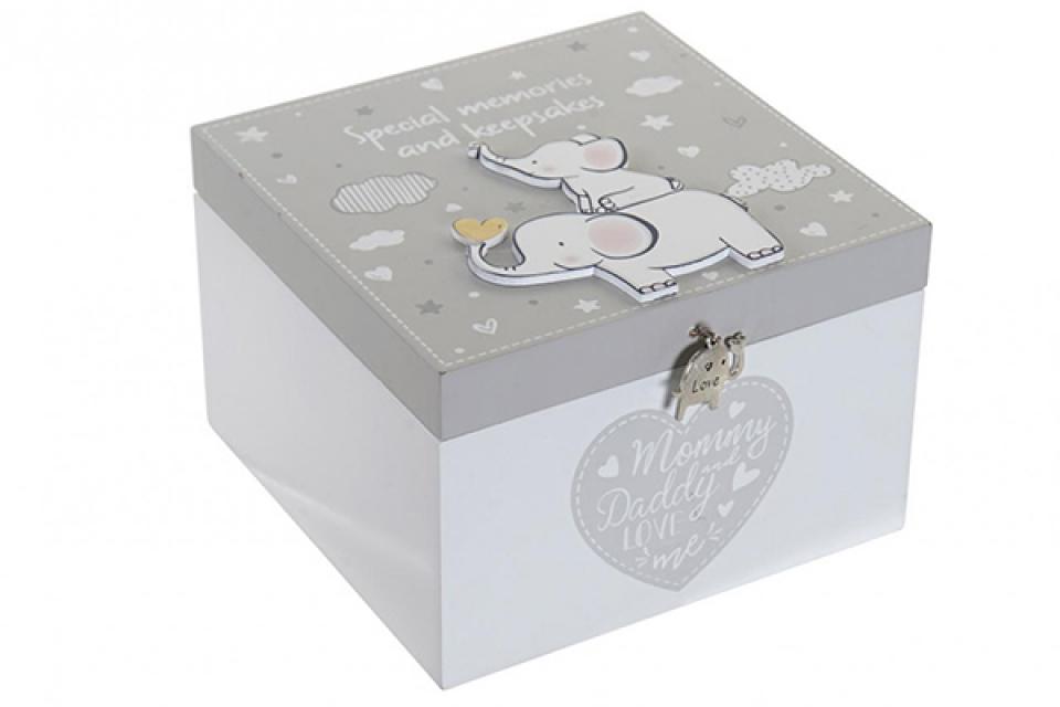 Kutija slonić 15X15X10