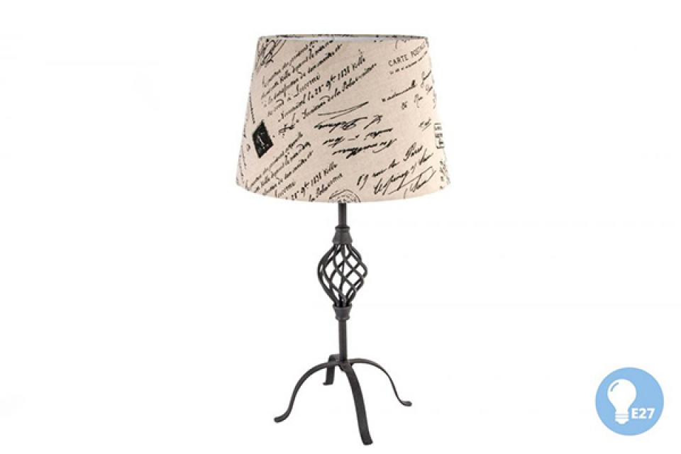 Lampa  letter 40x74
