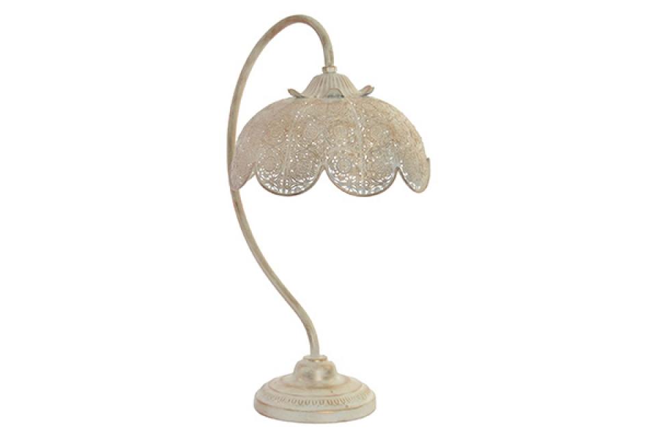 Lampa goldel flower 25x32x50