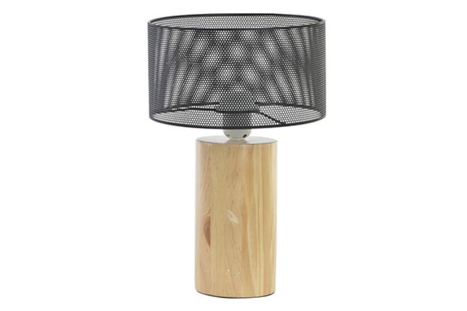 Lampa grey  22x22x35,5