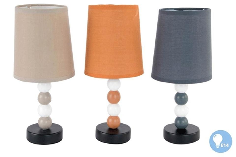 Lampa kugle 14x35 3 modela