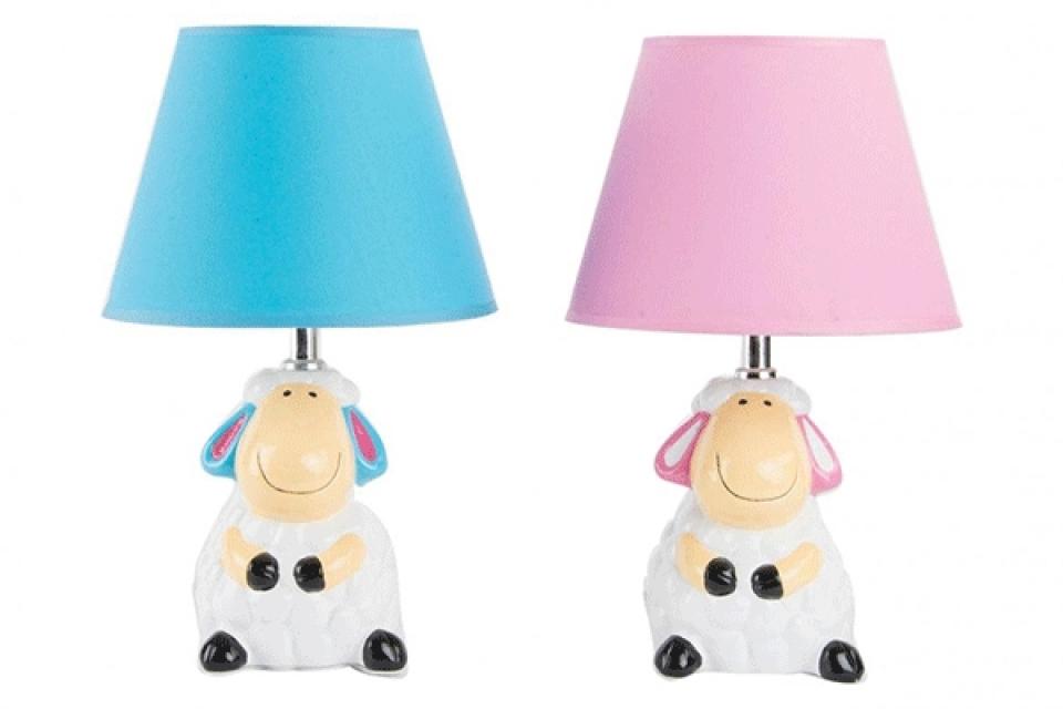 Lampa ovčica 20x33 2 boje