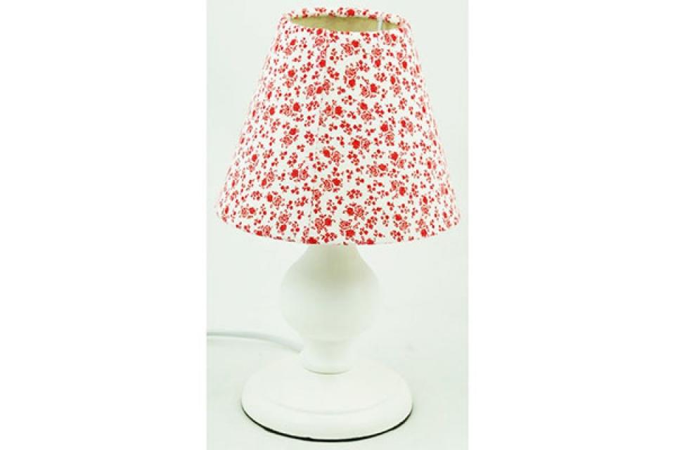 Lampa stona mala, stone lampe