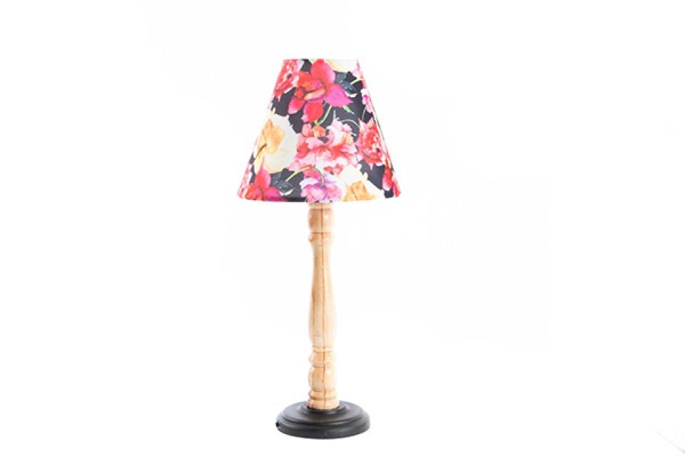 Lampa stona patchwork 20 x 46