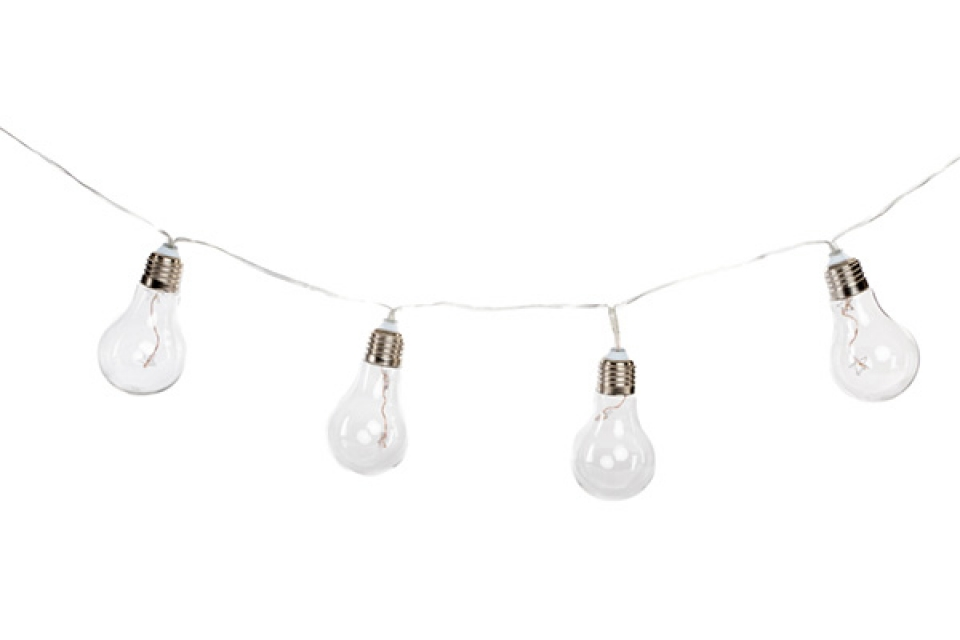 Lampioni 10 loptica bulbs 150 cm
