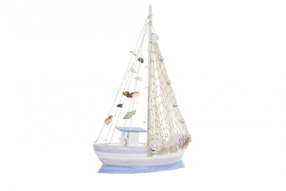 Led dekoracija brod 25x7x39
