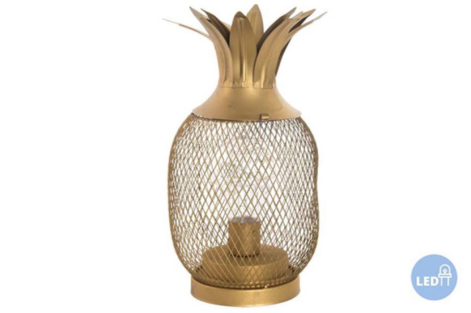 Led lampa ananas 13x25