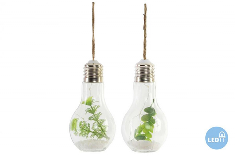 Led lampa herbal 9x18x28 2 modela
