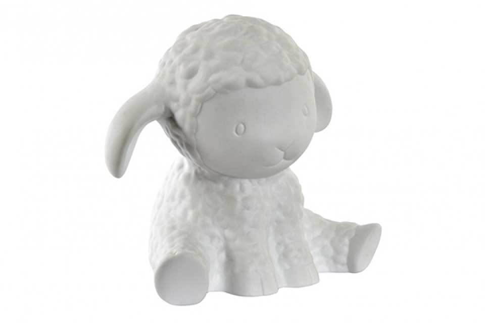 Led lampa small sheep 20x15,5x24