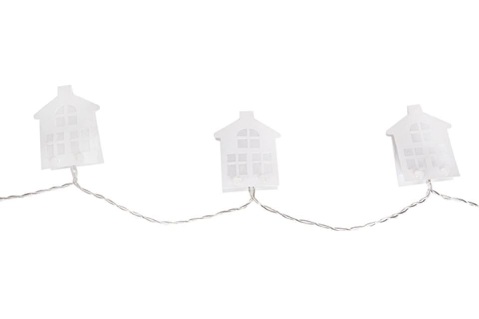 Led svetiljke bela kućica 120cm