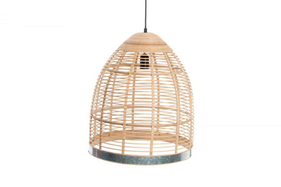 Luster  bambus 42x51/210  e27