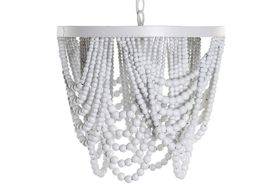 Luster bele perle 35x35x95