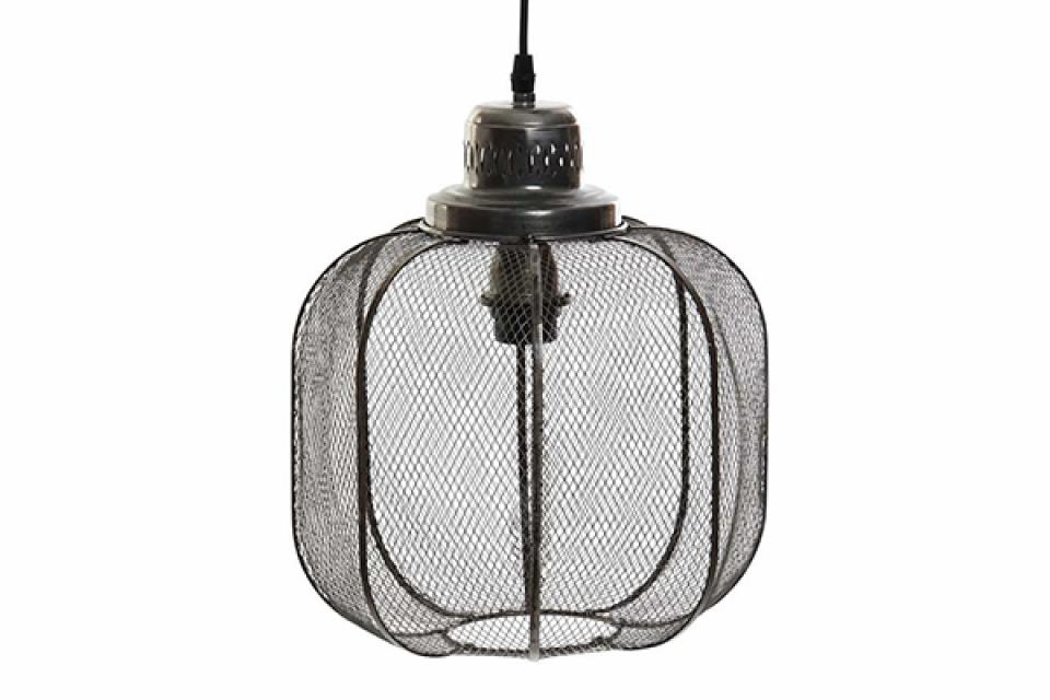Luster mesh grey 25x25x44