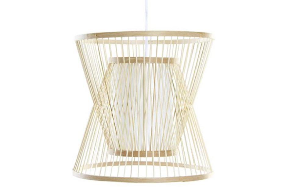 Luster natural bambus 33x33x32,5
