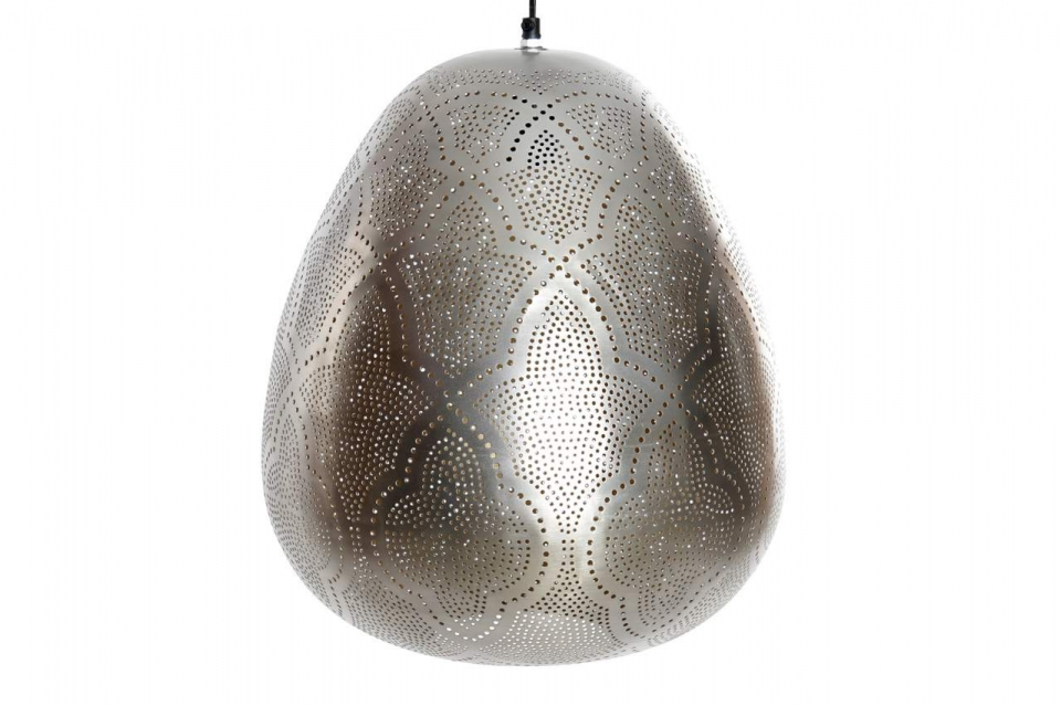 Luster silver 37x47