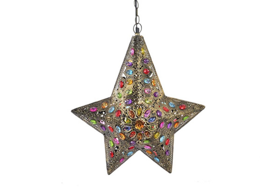 Luster star 46,5x22x53