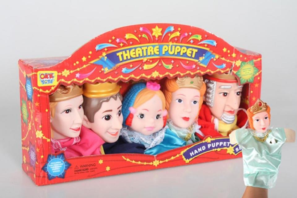 Marioneta set 5