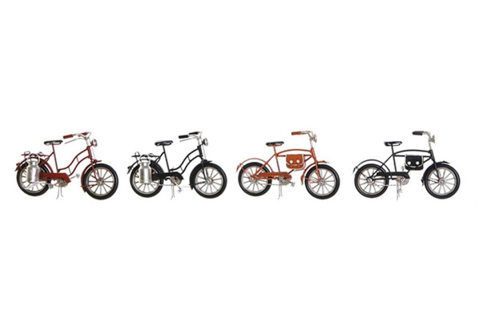 Mealna dekorcija bicikl 17x5,5x9,5 4 modela