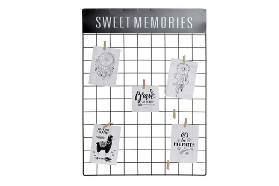Memo tabla sweet memories 45x66